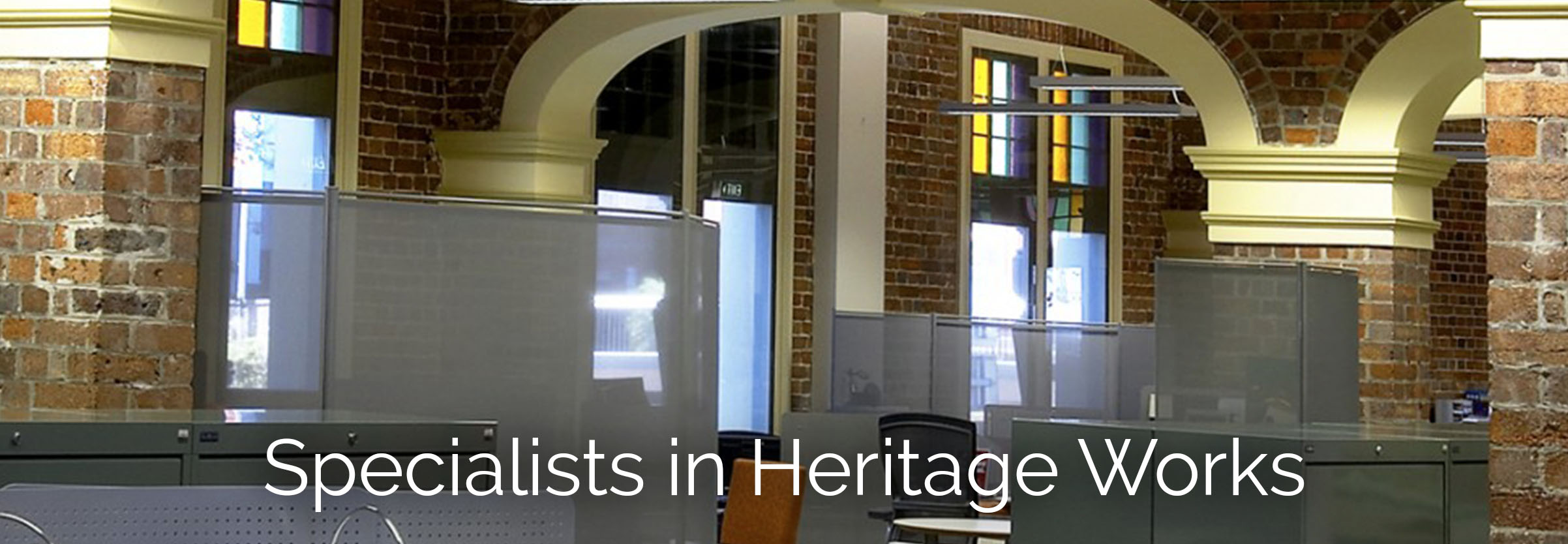 Heriatge Works by JSI Building Solutions